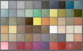 Kleur beton